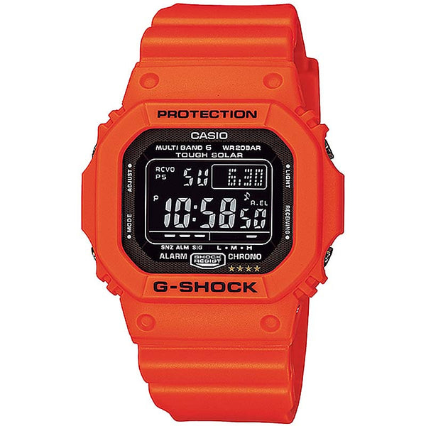 Casio G Shock Rescue Orange Series Digital Watch Gw