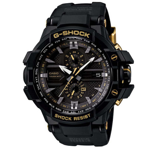 CASIO G-SHOCK 30TH ANNIVERSARY SKY COCKPIT MULTIBAND 6 WATCH GWA-1030A-1A