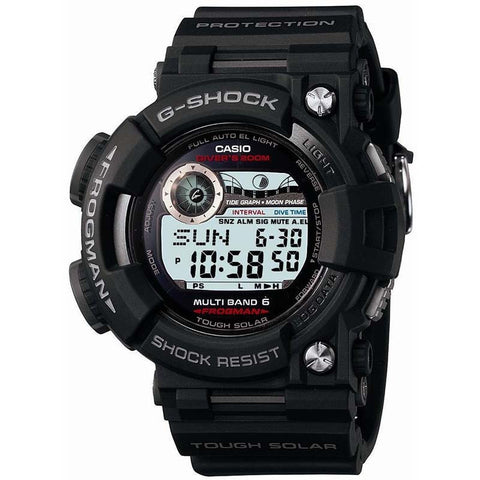 CASIO G-SHOCK FROGMAN MULTI-BAND DIGITAL WATCH GWF-1000-1J