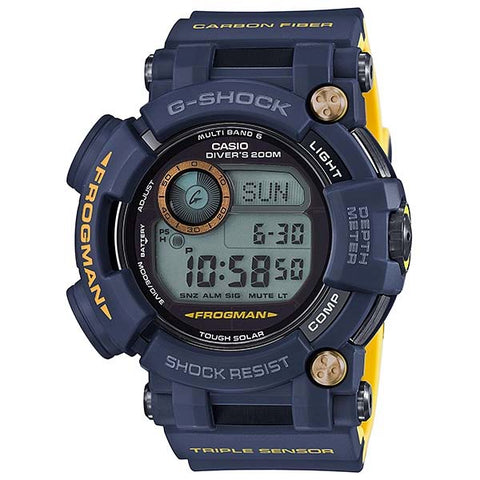 CASIO G-SHOCK FROGMAN MASTER IN NAVY BLUE WATCH GWF-D10000NV-2J