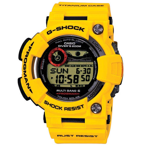 CASIO G-SHOCK FROGMAN 30th ANNIVERSARY SOLAR WATCH GWF-T1030E-9