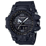 CASIO G-SHOCK MUDMASTER TRIPLE SENSOR SOLAR WATCH GWG-1000-1A1