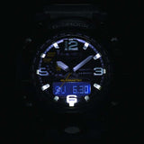 CASIO G-SHOCK MUDMASTER TRIPLE SENSOR SOLAR WATCH GWG-1000-1A