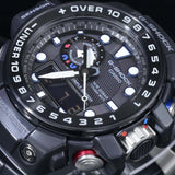 CASIO G-SHOCK GULFMASTER TRIPLE SENSOR SOLAR WATCH GWN-1000B-1A