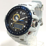 CASIO G-SHOCK LIGHT GREY GULFMASTER TRIPLE SENSOR SOLAR WATCH GWN-1000E-8A