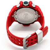 CASIO G-SHOCK RED GULFMASTER TRIPLE SENSOR SOLAR WATCH GWN-1000RD-4A