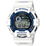 G-SHOCK WHITE LOVE THE SEA AND THE EARTH DIGITAL SOLAR WATCH GWX-8902K-7