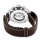 INGERSOLL SINCE 1892 SIR ALAN COBHAM AUTOMATIC LEATHER WATCH IN1001CR-T