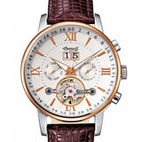 INGERSOLL AUTOMATIC GRAND CANYON IV ROSE GOLD WHITE WATCH IN6900RWH-S