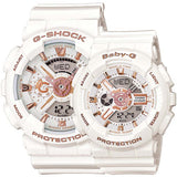 CASIO G-SHOCK BABY-G PRESENTS LOVER'S COLLECTION 2014 WATCH LOV-14A-7A