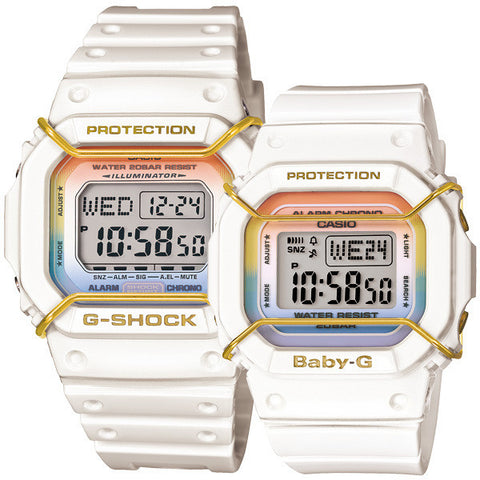 CASIO G-SHOCK BABY-G PRESENTS LOVER'S COLLECTION 2014 WATCH LOV-14B-7