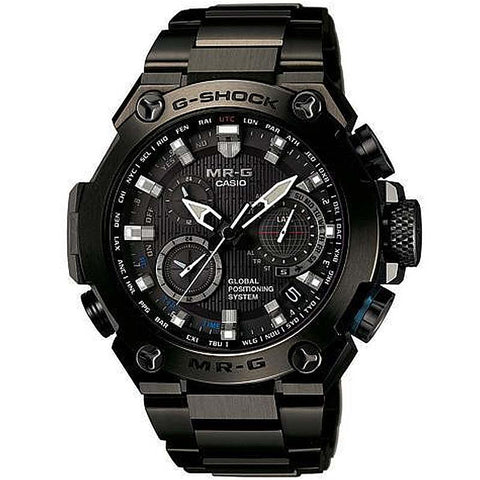 CASIO G-SHOCK GPS SOLAR MENS ANALOG WATCH MRG-G1000B-1AJR