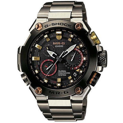 CASIO G-SHOCK GPS SOLAR MENS ANALOG WATCH MRG-G1000DG-1AJR