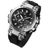 CASIO G-SHOCK MT-G SMARTPHONE LINK BLUETOOTH TOUGH SOLAR WATCH MTG-B1000-1A