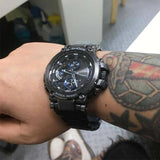 CASIO G-SHOCK MT-G SMARTPHONE LINK BLUETOOTH TOUGH SOLAR WATCH MTG-B1000BD-1