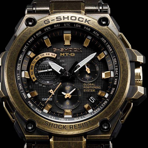 Casio g-shock mt-g mtg-s1000d-1a4jf limited edition watch japan.