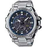 CASIO G-SHOCK MRG GPS TOUGH SOLAR STAINLESS STEEL WATCH MTG-G1000D-1A2