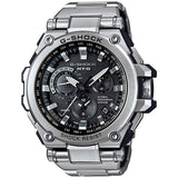 CASIO G-SHOCK MRG GPS TOUGH SOLAR STAINLESS STEEL WATCH MTG-G1000D-1A