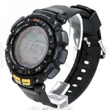 CASIO PRO-TREK SOLAR DIGITAL COMPASS OUTDOOR WATCH PRG-240-1