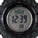 CASIO PROTREK COMPASS MULTIBAND6 SOLAR MENS WATCH PRW-S3500-1D