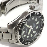 SEIKO PROSPEX 200M DIVER SCUBA AUTOMATIC STAINLESS STEEL WATCH SBDC001