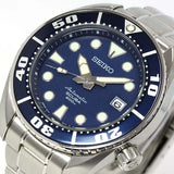 SEIKO PROSPEX 200M DIVER SCUBA AUTOMATIC STAINLESS STEEL WATCH SBDC003