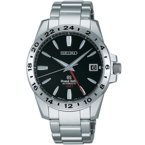 GRAND SEIKO MECHANICAL MENS GMT Cal.9S66 MEN WATCH SBGM027