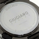 SPIRIT SEIKO × GIUGIARO DESIGN LIMITED QUARTZ WATCH SCED017