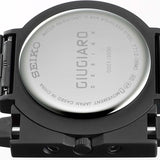 SEIKO × GIUGIARO DESIGN LIMITED CHRONOGRAPH WATCH SCED037
