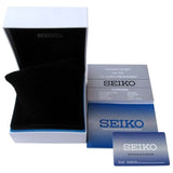 SEIKO SOLAR DIVERS CHRONOGRAPH STAINLESS STEEL WATCH SSC019P1