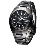 SEIKO 5 SPORTS 100M AUTOMATIC MENS STAINLESS STEEL WATCH SNZD49J1