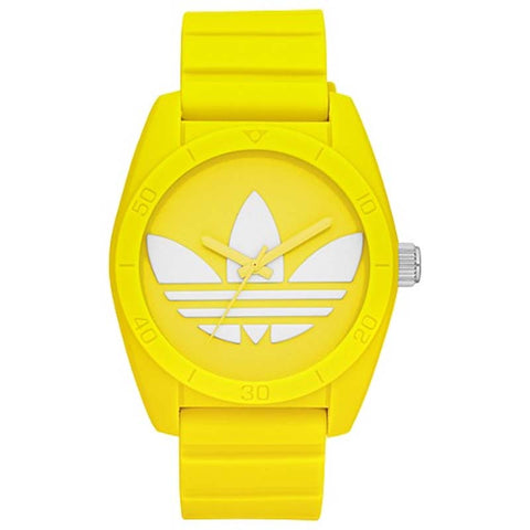 ADIDAS ORIGINALS YELLOW SANTIAGO WATCH H72334_01