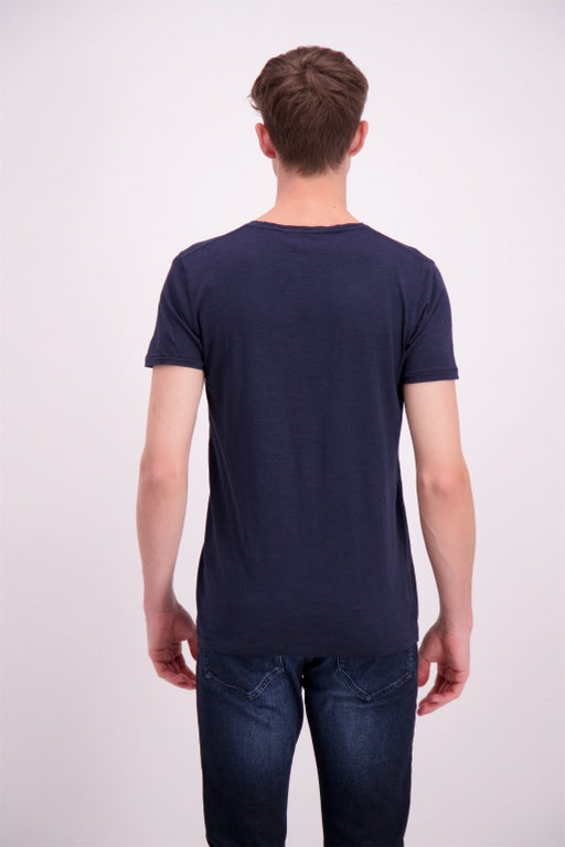 Shine Original T-shirt Crew neck | Navy