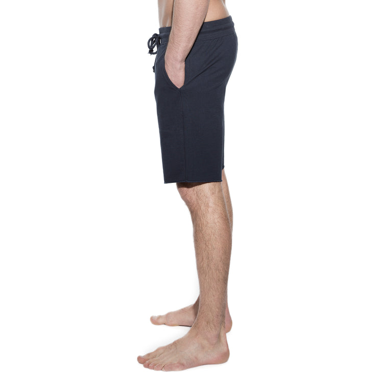 Bread & Boxers Men's Lounge Short | DARK NAVY