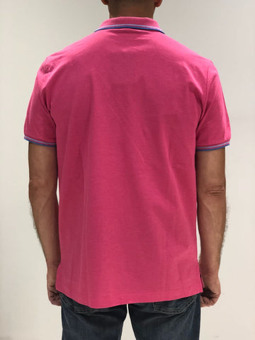 Paul & Shark Polo Regular Fit | Fuchsia