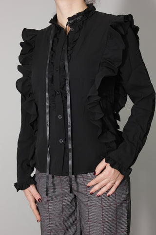 Anonyme Shirt Nives | Black