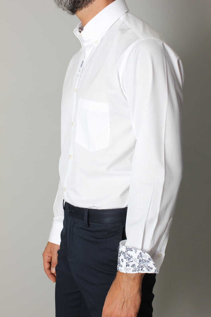 Paul & Shark Shirt Shark Fit | White
