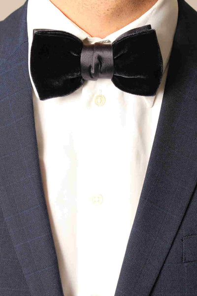 Lanvin Bow Tie | Dark Blue