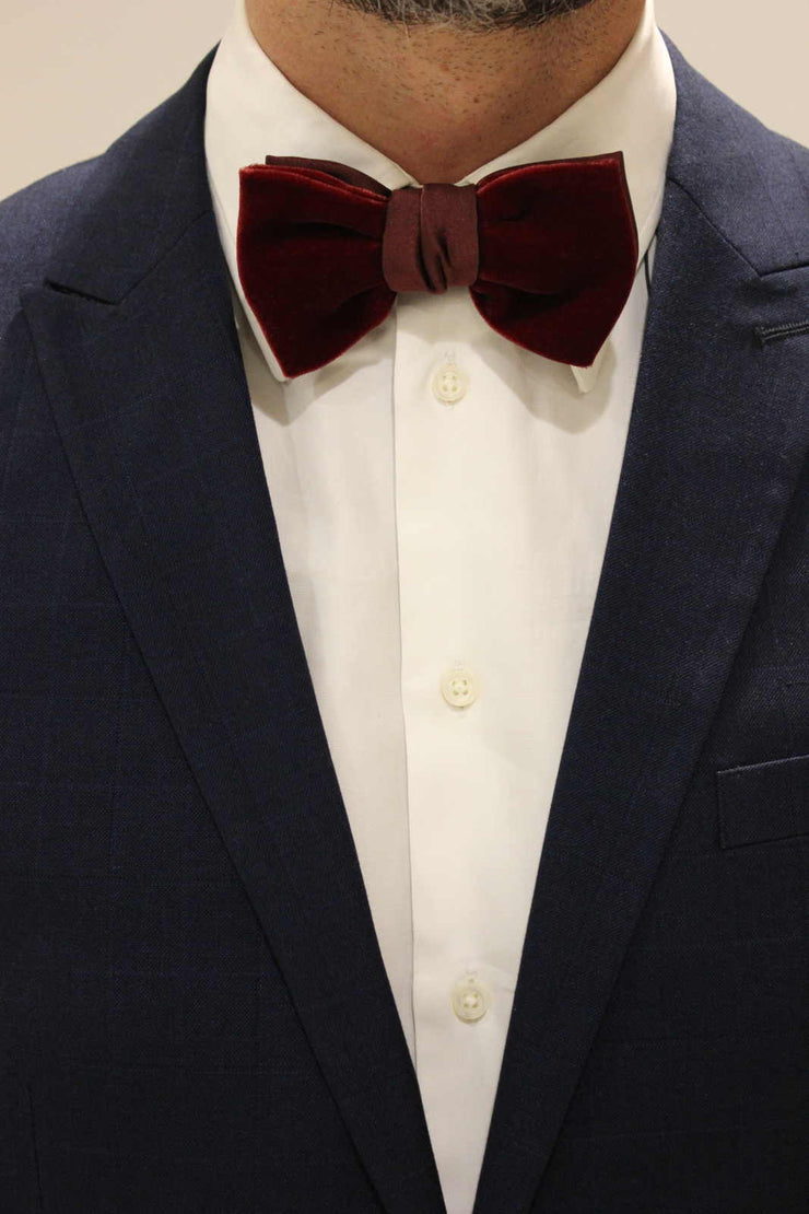 Lanvin Bow Tie | Red