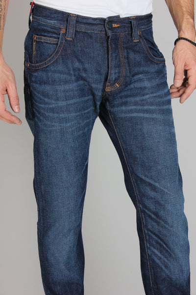 Armani Jeans Denim Slim Fit | Blue
