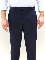 Paul Smith Trousers Chino Mid Fit | Blue