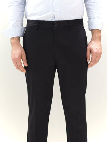 Paul Smith Trousers Chino Mid Fit | Black