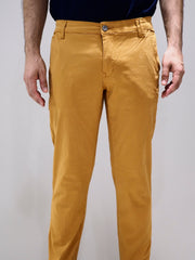 Shine Original Chino Trousers Slim fit | Light Brown
