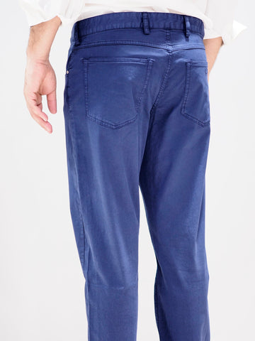 Paul & Shark Trousers Regular Fit 5 Pocket | Navy