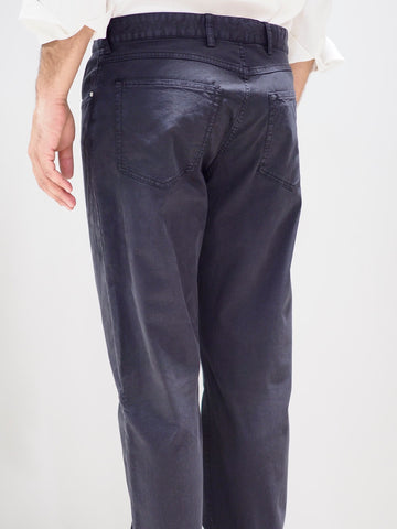 Paul & Shark Trousers Regular Fit 5 Pocket | Black