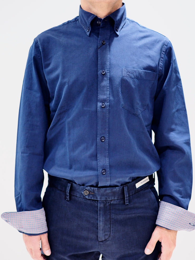 Paul & Shark Shirt Jeans Regular fit | Navy
