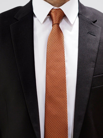 Cerruti 1881 Tie Silk | Orange