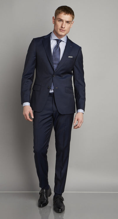 Van Gils Suit Ellis Single Breasted | Navy