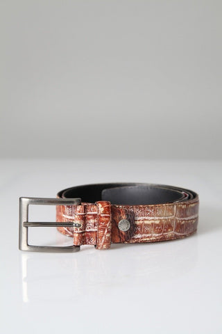 Alessandro Men's Belt Alessandro Belt | BORDEAUX