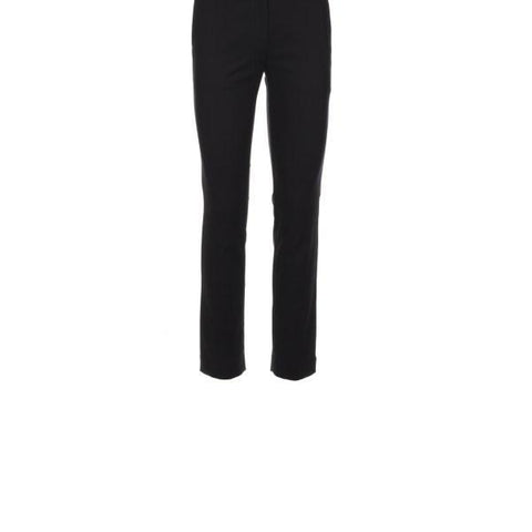 Anonyme Women's Trousers Anonyme Trousers Paola Straight | Black